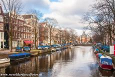 Canal Ring Area of Amsterdam - The 17th century canal ring area of Amsterdam inside the Singelgracht was built during the Dutch Golden Age when the small village became one...