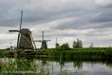 Mill Network at Kinderdijk-Elshout - The Mill Network at Kinderdijk-Elshout consists of a system of waterways, catch-water basins and mills that jointly drain the Alblasserwaard...