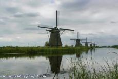 Mill Network at Kinderdijk-Elshout - The Mill Network at Kinderdijk-Elshout is unique in the world, nowhere else in the world is a monument like this. For centuries, windmills made it...