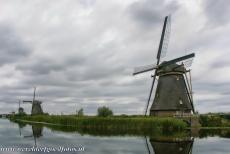 Mill Network at Kinderdijk-Elshout - The Mill Network at Kinderdijk-Elshout: In the 8th century, the Dutch began to build dikes to protect themselves and their land against the sea....