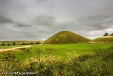 Silbury Hill - Silbury Hill was constructed in 3 phases, the earliest phase of construction started about 2660 BC, the mound was enlarged over several...