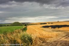 Silbury Hill - There is no public access to Silbury Hill and its surroundings in order to protect this fascinating prehistoric monument. Silbury Hill stands...
