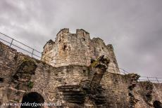 Conwy Castle and Town Walls - Castles and Town Walls of King Edward in Gwynedd: The Prison Tower of Conwy Castle. The Castles and Town Walls of King Edward in Gwynedd were...