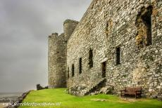 Harlech Castle - The Castles and Town Walls of King Edward in Gwynedd: The Chapel Tower of Harlech Castle. The Castles and Town Walls of King Edward in...