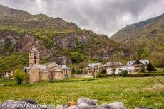 Catalan Romanesque Churches of Vall de Boi - Catalan Romanesque Churches of the Vall de Boí: The Church of Sant Feliú is situated outside the village of Barruera. The...