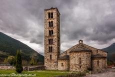 Catalan Romanesque Churches of Vall de Boi - Catalan Romanesque Churches of the Vall de Boí: The Sant Climent de Taüll is the largest and best preserved Romanesque church in the...