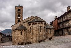 Catalan Romanesque Churches of Vall de Boi - The Church of Santa Maria de Taüll was built in the 11th and 12th centuries. The church is a good example of Catalan Romanesque...