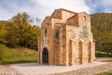 Monuments of Oviedo and Kingdom of the Asturias - Monuments of Oviedo and the Kingdom of the Asturias: The San Miguel de Lillo is an Asturian pre-Romanesque church near Oviedo. San Miguel de...