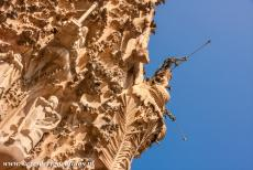 Works of Antoni Gaudí - Works of Antoni Gaudí, Barcelona: The Nativity Façade of the Sagrada Família celebrates the birth and childhood of Jesus,...