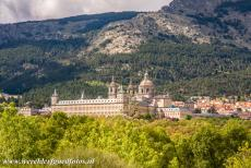 El Escorial in Madrid - The Royal Monastery of San Lorenzo de El Escorial in Madrid is commonly knownas El Escorial. El Escorial was built for Philip II of...
