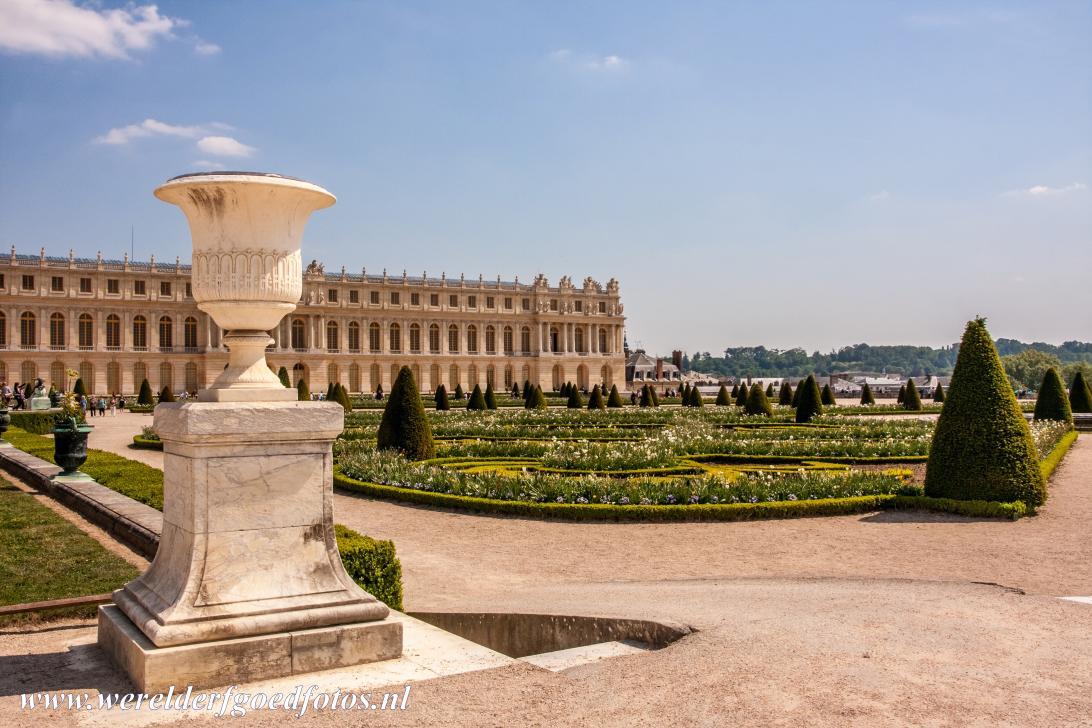 Werelderfgoedfotos Paleis En Park Van Versailles