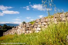 Archaeological Site of Tiryns - Archaeological Site of Tiryns: Tiryns was surrounded by a cyclopean wall, built from enormous limestone boulders, ancient Greeks believed that the...