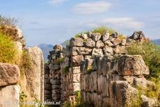 Archaeological Site of Tiryns - Archaeological Site of Tiryns: The main gate of Tiryns is leading to the palace of Tiryns, situated in the Upper Citadel of Tiryns. The noble...