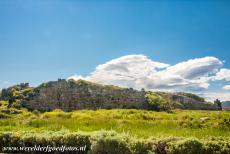 Archaeological Site of Tiryns - The citadel of Tiryns is located on a rocky hill and rises some 18 metres above the surrounding landscape. The Archaeological Site...