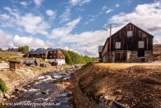 Røros Mining Town - Røros Mining Town and the Circumference: The mining town of Røros is also called 'Bergstaden' which means 'mining...