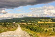 Røros Mining Town - Røros Mining Town and the Circumference: The mining area around Røros. The winter routes formed a large network over the...