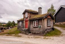 Røros Mining Town - Røros Mining Town and the Circumference: The characteristic wooden houses of the old mining town. The old mining town of Røros has...