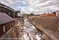 Røros Mining Town - Røros Mining Town and the Circumference: The river Hyttelva runs through the old Røros mining town. The Smelthytta, the Smeltery or...