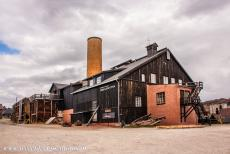 Røros Mining Town - Røros Mining Town and the Circumference: The Smelthytta is building that houses the furnace. The Smelthytta (the Smeltery or the...