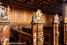 Kronborg Castle - Kronborg Castle: The chapel of the castle was not destroyed by the fire in 1629. Kronborg Castle houses collections of Renaissance and Baroque...