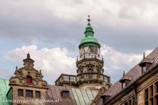 Kronborg Castle - The Queen's Tower of Kronborg Castle is now houses a lighthouse. The lighthouse is situated in the northeastern tower of Kronborg Castle. In...