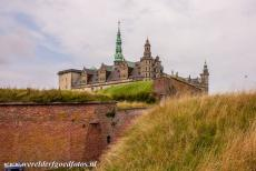 Kronborg Castle - Kronborg Castle is situated on a peninsula at the narrowest point of the Øresund, the sound between the Baltic Sea and the...