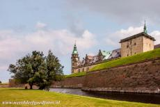 Kronborg Castle - Kronborg Castle is situated in Helsingør, a town about 45 km north of Copenhagen in Denmark. The castle is located in...