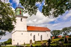 Agricultural Landscape of Southern Öland - Agricultural Landscape of Southern Öland: The Resmo Church is one of the oldest churches in Sweden still in use. Öland adopted...