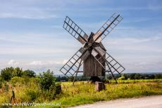 Agricultural Landscape of Southern Öland - Agricultural Landscape of Southern Öland: In the 19th century Öland had almost 2000 wooden windmills. Every farmer had a mill of his...
