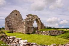 Agricultural Landscape of Southern Öland - Agricultural Landscape of Southern Öland: The ruins of the medieval chapel of St. Knut. The chapel of St. Knut is...