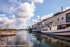 Naval Port of Karlskrona - Naval Port of Karlskrona: One of the moored ships in the harbour is the museum ship Västervik. The construction of the Naval Port of...