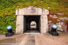 Naval Port of Karlskrona - Naval Port of Karlskrona: The Lion Gate is the main entrance gate into Kungsholm Fortress. The town of Karlskrona was built as the...