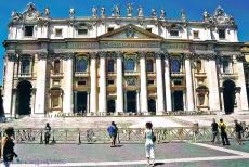 Vatican City - Vatican City: The St. Peter's Basilica is located within the Vatican City. The St. Peter's Basilica is one of the largest churches in the...