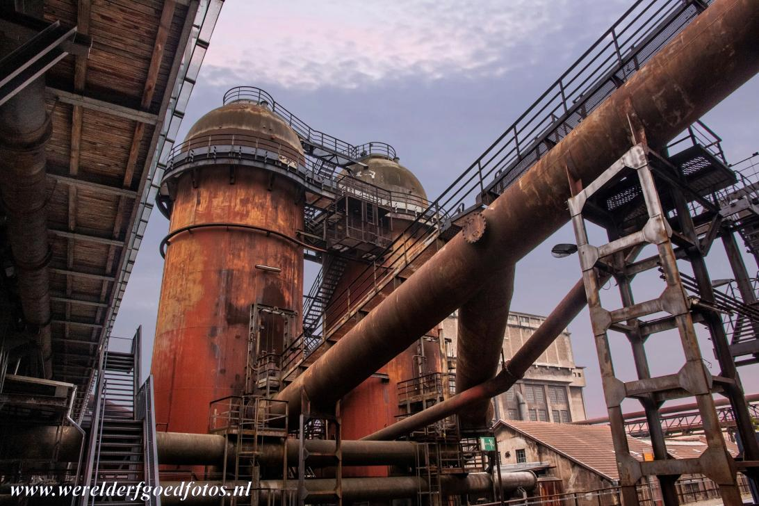Völklingen Ironworks - The Völklingen Ironworks was one of the largest sintering-plants in the world. Today, it is the only fully preserved ironworks...
