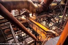Völklingen Ironworks - After it had been closed down in 1986, the Völklingen Ironworks was declared a historicic and industrial monument, it is the only fully...