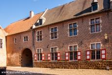 Flemish Béguinage Diest - The Flemish Béguinage of Diest was founded in 1253. The Béguinage of Diest was dedicated to St. Catherine. Most of the...