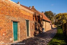 Flemish Béguinage Diest - Flemish Béguinages: Just like the most beguinages, the Béguinage of Diest is surrounded by a wall. There are two entry gates into...