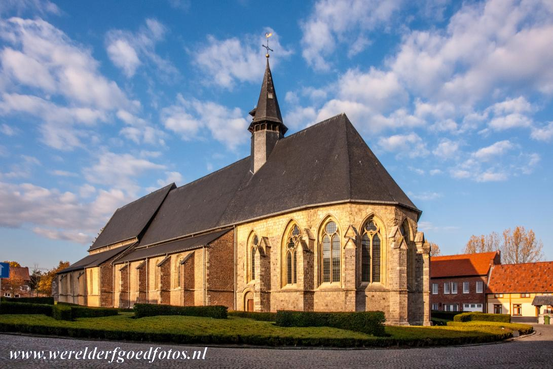 Flemish Béguinage Sint Truiden - Flemish Béguinage of Sint Truiden: The St. Agnes Church or Béguinage Church is probably one of the oldest and most...
