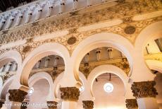 Historic City of Toledo - Historic City of Toledo: The Santa Maria la Blanca is a former synagogue in Toledo, it was built in the period 1180-1203. The...