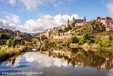 Historic City of Toledo - Historic City of Toledo: View of Toledo. The painter El Greco lived and worked in Toledo. The El Greco Museum in Toledo houses many artworks by El...