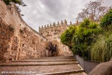Old Town of Cáceres - Old Town of Cáceres: The Las Veletas Palace, also the Palace of the Weathervanes. In the 16th century, the Las Veletas Palace was...