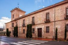 University of Alcalá de Henares - University and Historic Precinct of Alcalá de Henares: One of the historic buildings of the old Universidad Complutense. In 1837, the...