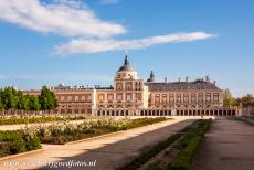 Aranjuez Cultural Landscape - Aranjuez Cultural Landscape: The Plaza de Parejas is a large square in front of the Royal Palace of Aranjuez. Aranjuez is situated between the...