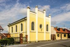 Levoča, Spišský Hrad and Associated Monuments - Levoča, Spišský Hrad and the Associated Cultural Monuments: The synagogue of the town of Spišské Podhradie is one...