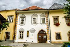 Levoča, Spišský Hrad and Associated Monuments - The town of Levoča, Spišský Hrad and the Associated Cultural Monuments: The house of Master Paul of Levoča is situated on the...