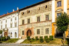 Levoča, Spišský Hrad and Associated Monuments - Levoča, Spišský Hrad and the Associated Cultural Monuments: The central square of Levoča is surrounded by burgher houses. The...