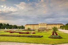 Palace and Gardens of Schönbrunn - Schönbrunn Palace in Vienna is one of the most important cultural monuments in Austria and since the 1960s, it is one of the most...