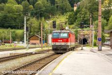 Semmering Railway - Semmering Railway: The old Semmering Tunnel is located nearby the railway station of the tiny village of Semmering. Semmering is located...