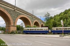 Semmering Railway - The Schwarza Railway Viaduct at the town of Payerbach is the longest viaduct of the Semmering Railway. The construction of the railway...
