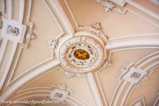 City of Graz - Historic Centre - City of Graz - Historic Centre: The decorated vaulted ceiling of the Graz Town Hall, the town hall with its dome and corner towers has dominated...
